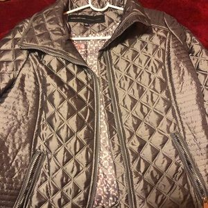 Marc New York charcoal jacket